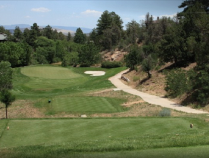 Golf Course Photo, Capital Canyon Club, Prescott, 86303