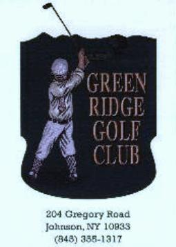 Green Ridge Golf Club, Johnson, New York, 10933 - Golf Course Photo