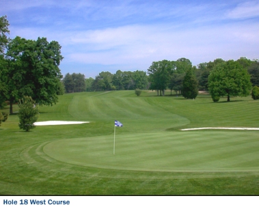 Andrews AFB Golf Course -West,Andrews AFB, Maryland,  - Golf Course Photo