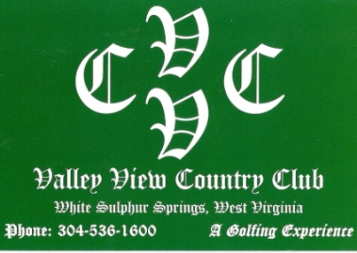 Valley View Country Club, White Sulphur Springs, West Virginia, 24986 - Golf Course Photo