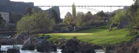 Golf Course Photo, Blue Lakes Country Club, Twin Falls, 83301