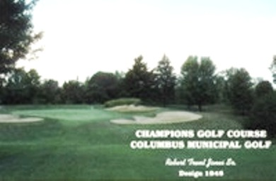 Golf Course Photo, Champions Golf Course, Columbus, 43224