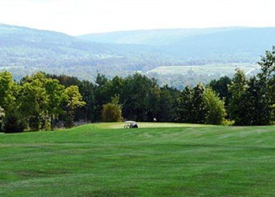 Woodlynn Hills Golf Course,Nunda, New York,  - Golf Course Photo