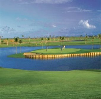 Costa Caribe Golf & Country Club,Ponce, Puerto Rico,  - Golf Course Photo