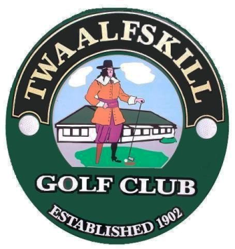 Twaalfskill Club,Kingston, New York,  - Golf Course Photo