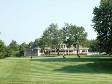 Browns Lake Golf Course,Burlington, Wisconsin,  - Golf Course Photo