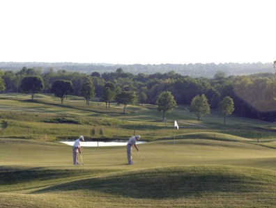 Golf Course Photo, Fred Arbanas Golf Course At Longview Lake, Kansas City, 64134