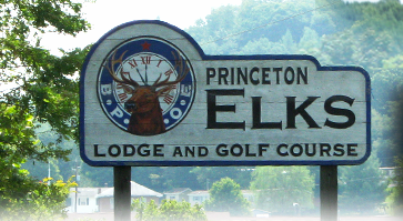 Golf Course Photo, Princeton Elks Golf Course, Princeton, 24740