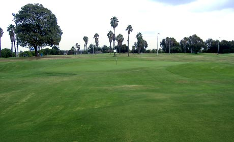 Dominguez Hills Golf Course, CLOSED 2012,Carson, California,  - Golf Course Photo