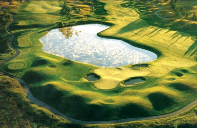 Grand Traverse Resort, The Bear Golf Course, Acme, Michigan, 49610 - Golf Course Photo