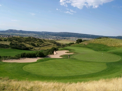Red Hawk Ridge,Castle Rock, Colorado,  - Golf Course Photo