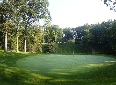 Golf Course Photo, Birck Boilermaker Golf Complex, Ackerman Hills, West Lafayette, 47906