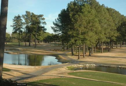 Land O Lakes Golf Club, Whiteville, North Carolina, 28472 - Golf Course Photo