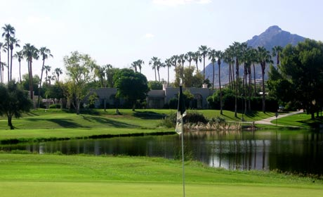 Continental Golf Course, Executive, Scottsdale, Arizona, 85251 - Golf Course Photo