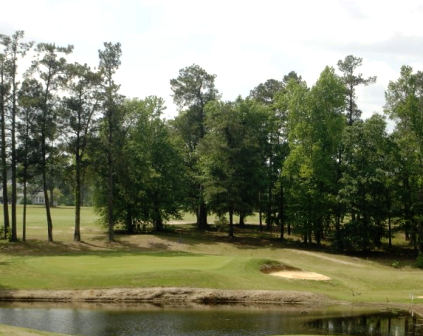 Golf Course Photo, Calhoun Country Club, Saint Matthews, 29135