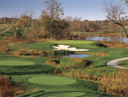 Creighton Farms Golf Course, Aldie, Virginia, 20105 - Golf Course Photo