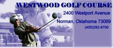 Golf Course Photo, Westwood Park Golf Course, Norman, 73069