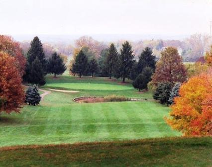 Golf Course Photo, Pleasant Hill Golf Club, Middletown, 45044