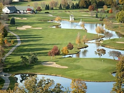 Pleasant Valley Golf Club,Thornton, Iowa,  - Golf Course Photo