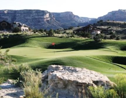 Golf Course Photo, Golf Club At Redlands Mesa, The, Grand Junction, 81503