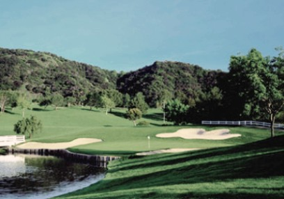 Mountain Gate Country Club,Los Angeles, California,  - Golf Course Photo