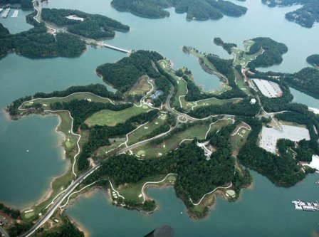 Legacy on Lanier Golf Club,Lake Lanier Islands, Georgia,  - Golf Course Photo