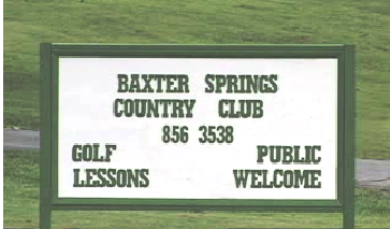 Baxter Springs Golf & Country Club, Baxter Springs, Kansas, 66713 - Golf Course Photo