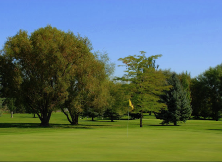Hazard Creek Golf Course, Aberdeen, Idaho, 83210 - Golf Course Photo