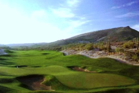 Desert Mountain Golf Club, Renegade Golf Course,Scottsdale, Arizona,  - Golf Course Photo