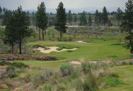 Tetherow Golf Club,Bend, Oregon,  - Golf Course Photo