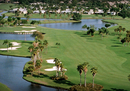 Fountains Country Club -North,Lake Worth, Florida,  - Golf Course Photo