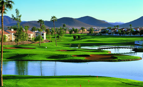 Arrowhead Country Club,Glendale, Arizona,  - Golf Course Photo