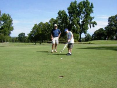 Batesville Municipal Golf Course,Batesville, Arkansas,  - Golf Course Photo