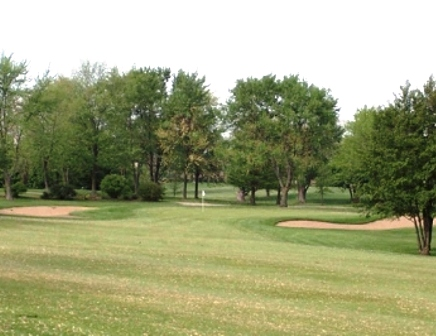 Golf Course Photo, Kishwaukee Country Club, De Kalb, 60115