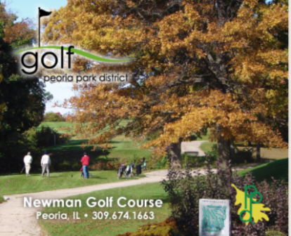 Newman Golf Course,Peoria, Illinois,  - Golf Course Photo