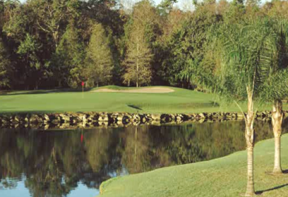 Disney World - Palm Course,Lake Buena Vista, Florida,  - Golf Course Photo
