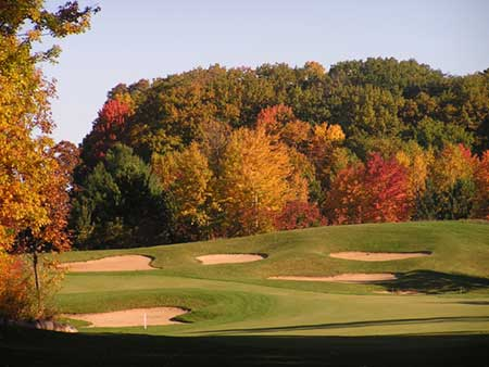 Thornberry Creek Country Club,Hobart, Wisconsin,  - Golf Course Photo