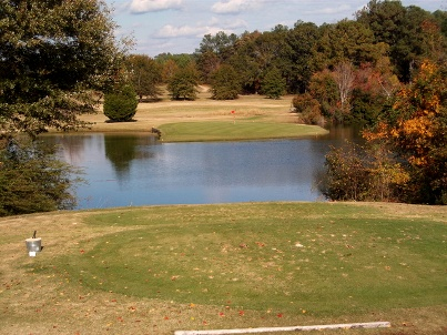 Golf Course Photo, Woods Golf Course, Cochran, 31014