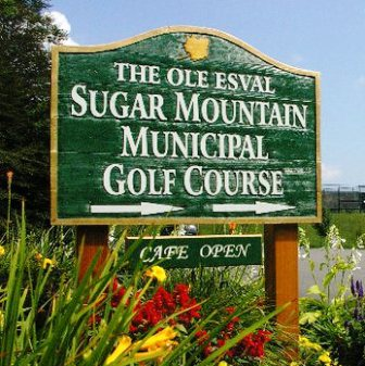 Golf Course Photo, Village of Sugar Mountain Golf Course, Banner Elk, 28604