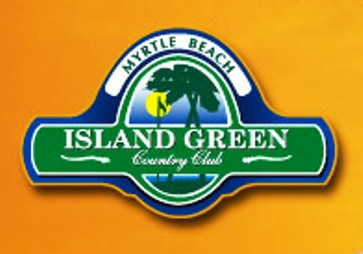 Island Green Country Club, CLOSED 2016, Myrtle Beach, South Carolina, 29575 - Golf Course Photo