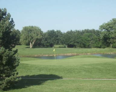 Pioneers Golf Course,Lincoln, Nebraska,  - Golf Course Photo