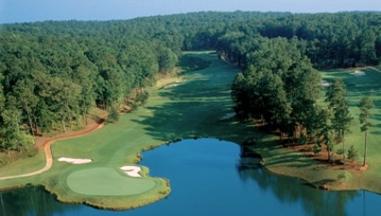 Golf Course Photo, Reynolds Plantation, National Course, Greensboro, 30642