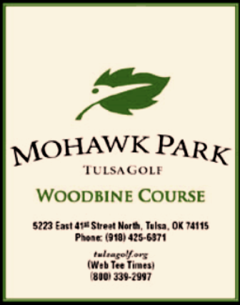 Mohawk Park Golf Course, Woodbine Course,Tulsa, Oklahoma,  - Golf Course Photo
