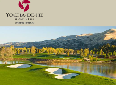Yocha Dehe, Cache Creek Golf Course