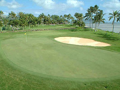Golf Course Photo, Waialae Country Club, Kaimuki, 96816