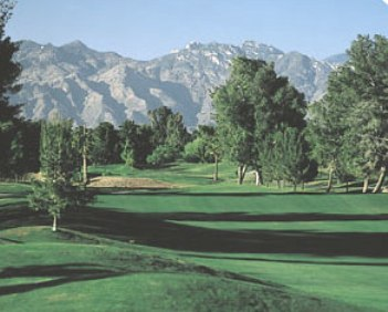 Randolph Golf Complex, Dell Urich Course,Tucson, Arizona,  - Golf Course Photo