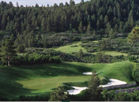 Sanctuary Golf Course, Sedalia, Colorado, 80135 - Golf Course Photo