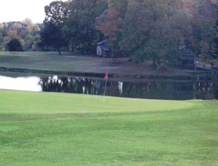 Fairfield Golf Course CLOSED, High Point, North Carolina, 27263 - Golf Course Photo
