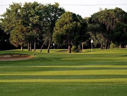 Shady Oaks Golf Course