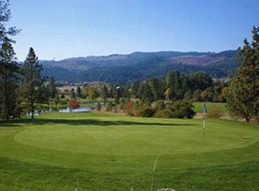 Springfield Country Club,Springfield, Oregon,  - Golf Course Photo